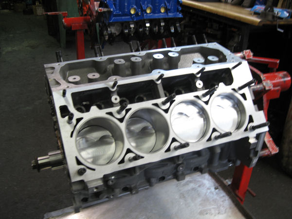 LS track performer engine