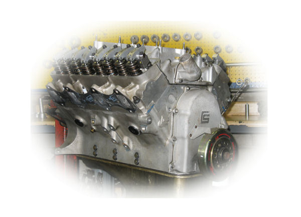 427 aluminum FE shelby engine