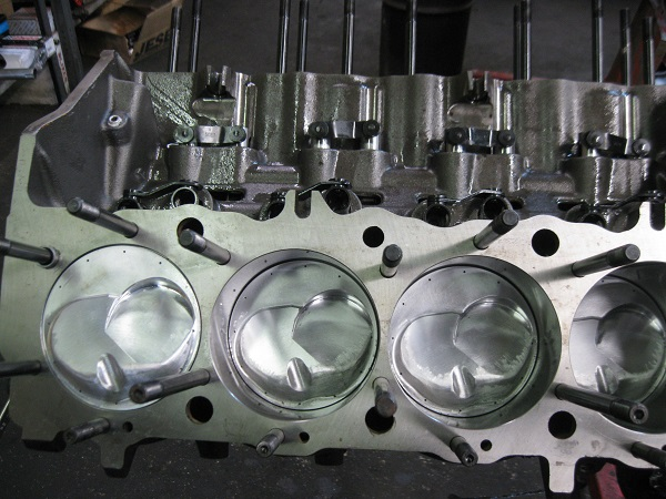 Engine Assemblies