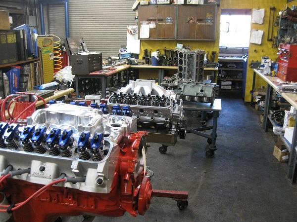 Engine Assemblies